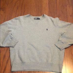 Men's Ralph Lauren Polo sweatshirt Grey